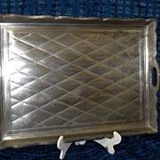 Hollow Metal Tray