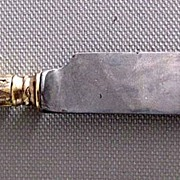 Ornate Handled Knife