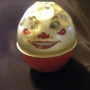 Humpty Dumpty Fell off the Wall Toy