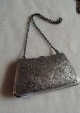 Art Nouveau Sterling Purse