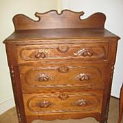 Abernathy??? furniture dresser gentleman's glove boxes???