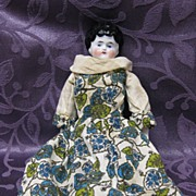 Vintage German China Doll