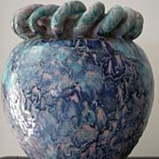 Vase - Clichy Millifiori French 30's