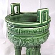 Celadon Censer, 20th Century Ceramic, Chinese or Korean