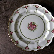George Jones & Sons Crescent Luncheon Plate