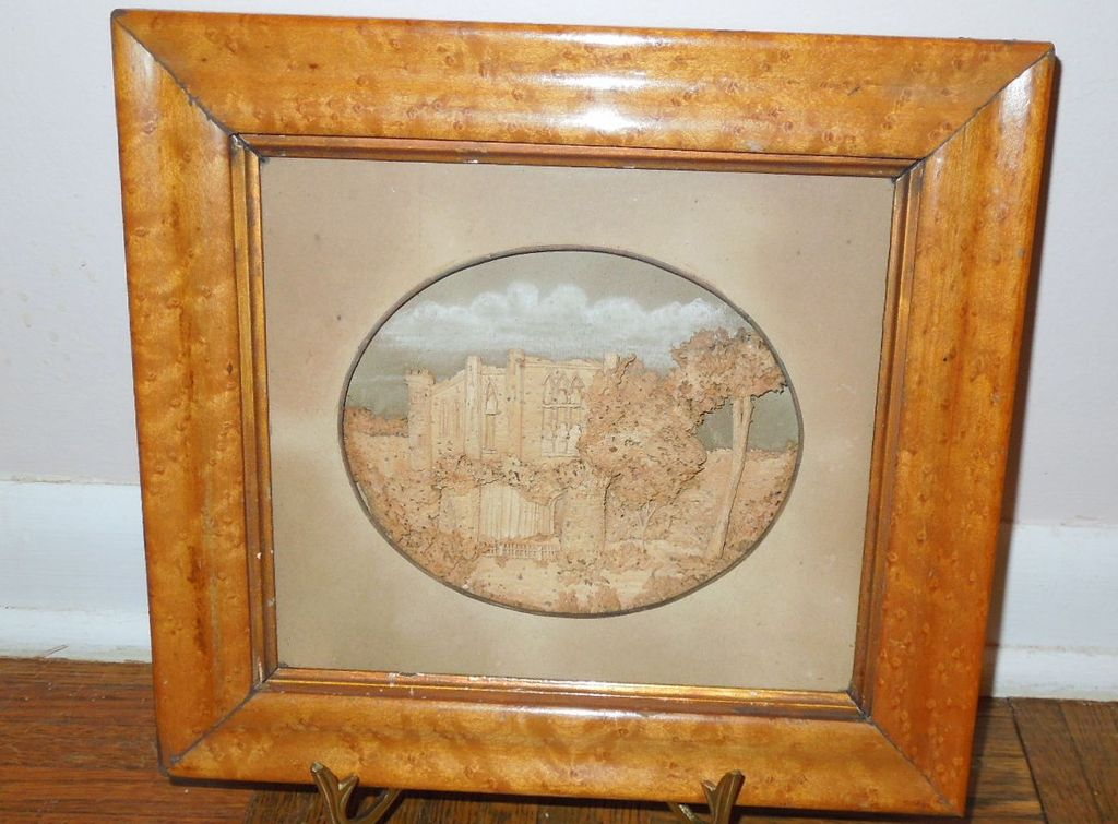 Cork Picture, Thornton Abby, Early Victorian