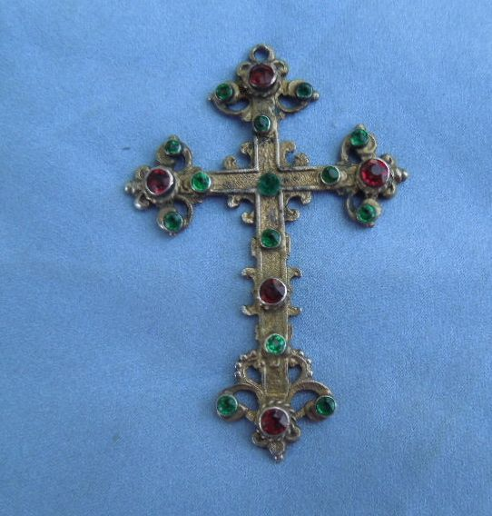 Cross, Victorian, Austro-Hungarian