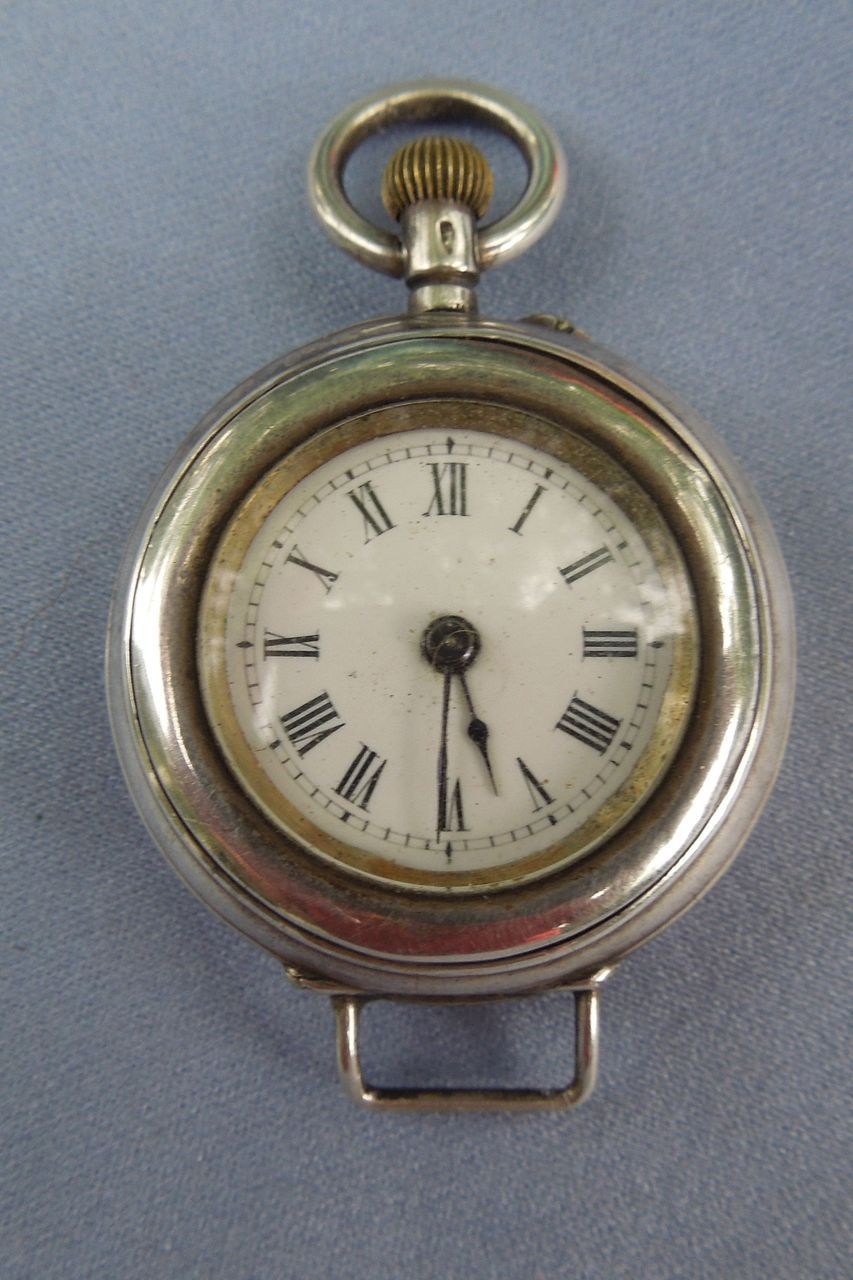Ladies' pocket/wrist watch, Late Victorian