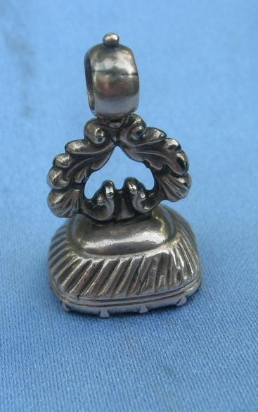 Watch Fob Seal, 10 Carat, Intaglio, Victorian