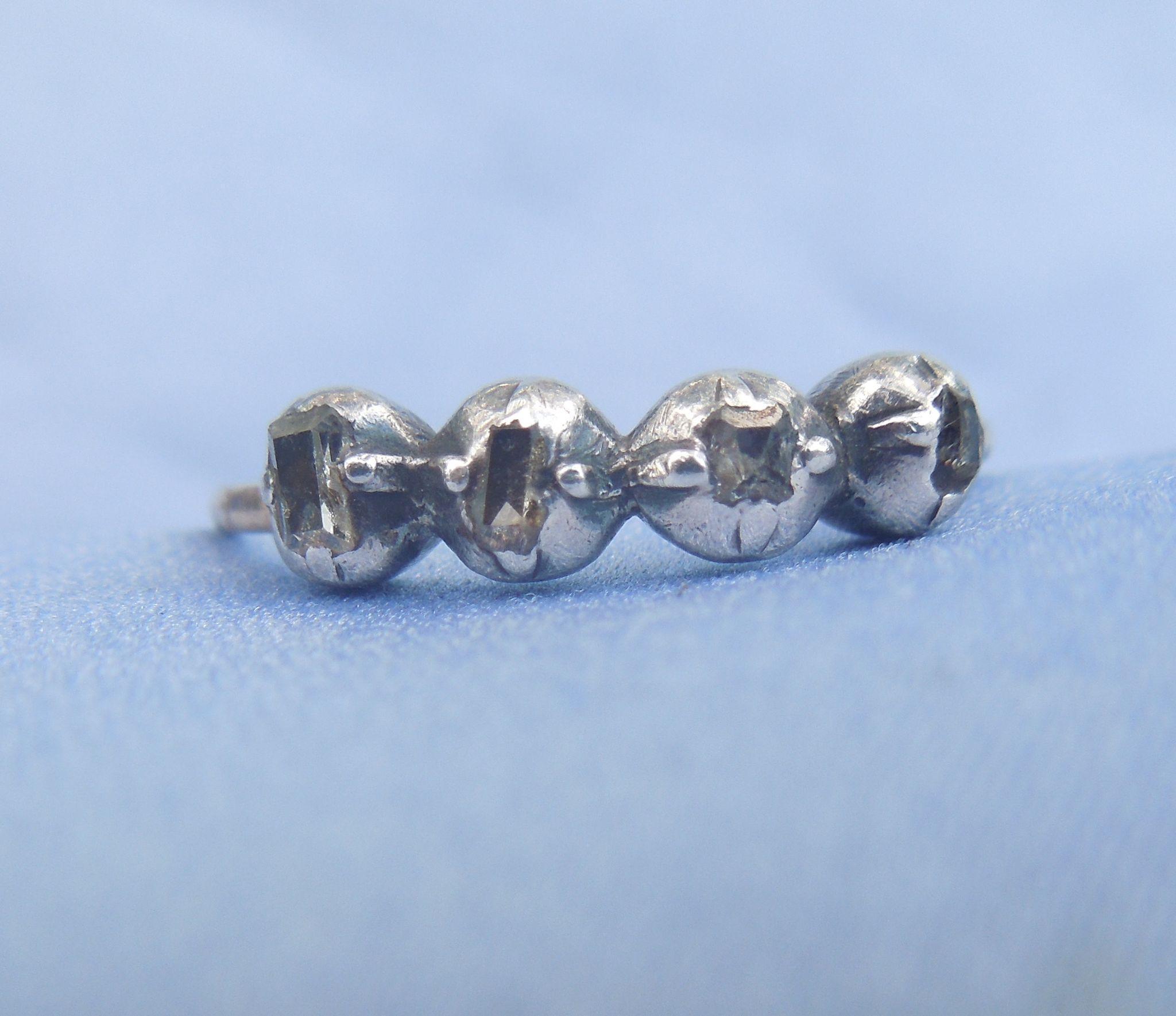 Diamond Ring, Georgian