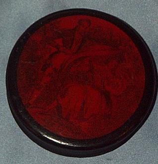 Snuff Box, Georgian, Amorous Scene