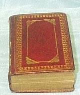 Book of Common Prayer, Georgian