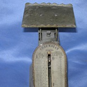 Columbian Postal Scale, Victorian