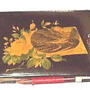 Mauchline Style Notebook, Victorian
