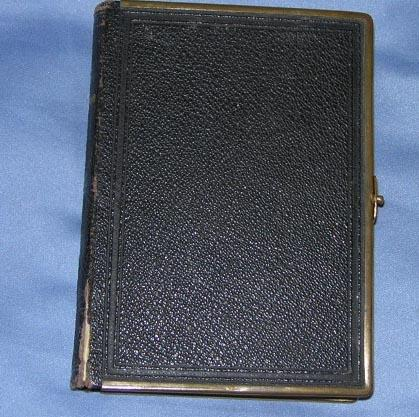 The Holy Bible, Old and New Testaments, 1890