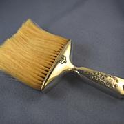Clothes brush sterling Gorham Whiting Madam Jumel