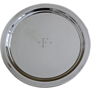 """Sterling silver tray 10"""" Reed & Barton"""
