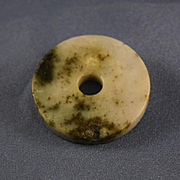 Chinese Pi talisman jadeite