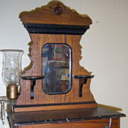 Doll House Furniture Dresser Miniature Sample