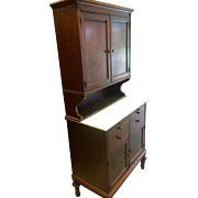 Walnut Dental Cabinet, 1910