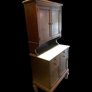 Walnut Dental Cabinet, 1910