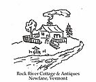 Rock River Cottage & Antiques - Southeastern VT