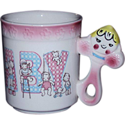 Rubens Originals Baby Cup Mug #3400 ~ Japan