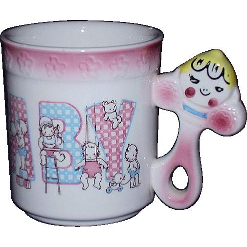 Rubens Originals Baby Cup Mug #3400 ~ Japan