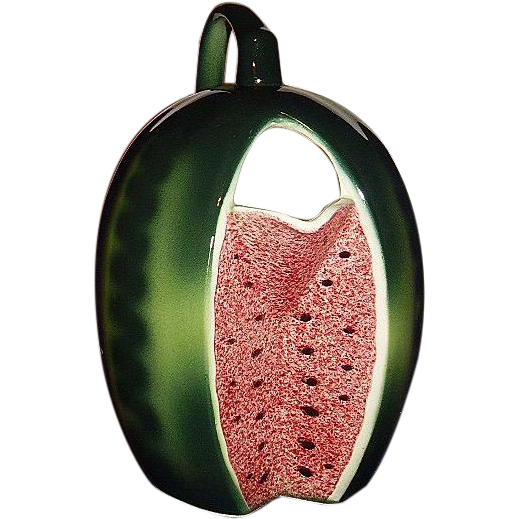 Shafford Original Watermelon Pitcher 1983