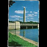 Washington Monument Postcard ~ Full Color Photo