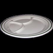 Buffalo China Restaurant Ware Divided Plate Niagara 1972