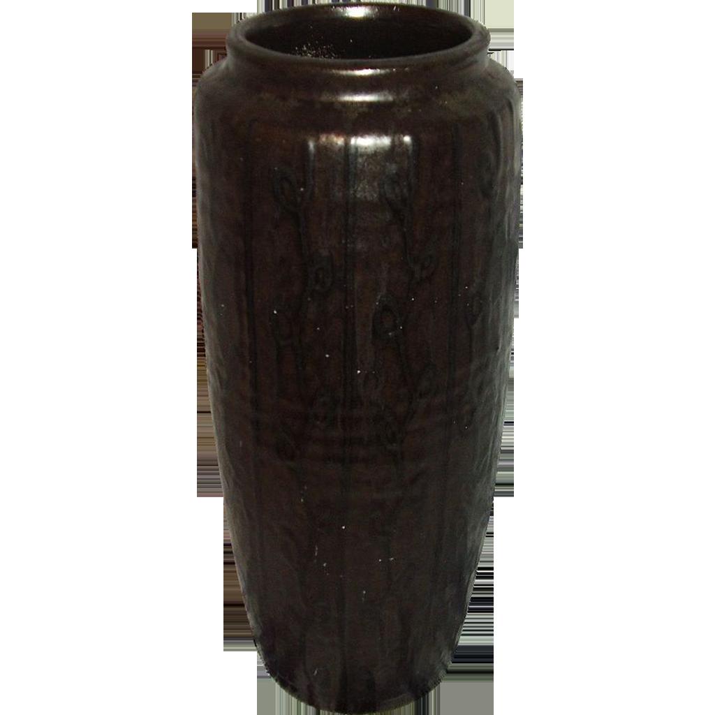 Otagiri OMC Pottery Vase Japan Otagiri Mercantile Company