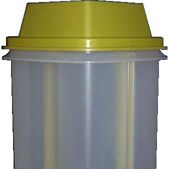 Tupperware Square Pick-A-Deli Container
