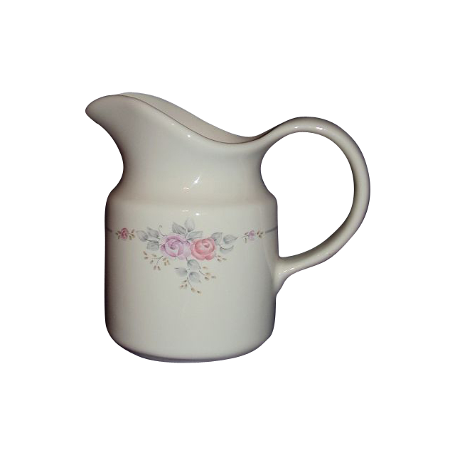 Pfaltzgraff Trousseau Creamer Made in USA