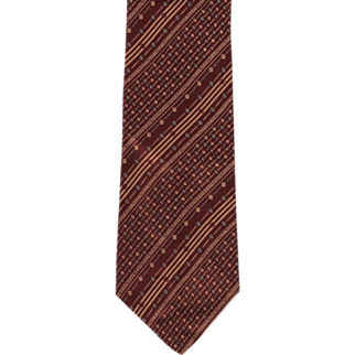 Pierre Cardin Paris New York Imported Silk Neck Tie