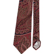Pierre Cardin Paisley Neck Tie 59 Inches Long