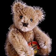 Tiniest Brother Steiff 5XJointed Caramel Original Teddy Bear ID