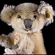 Rare Tiny Brother Steiff Koala Bear (NOT!) All ID