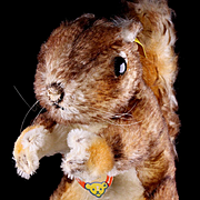 BIG Sister Steiff Disney-Licensed Perri Squirrel Gorgeous Coloring All ID