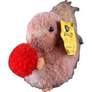 Rare Steiff Wool Miniature PomPom Squirrel All ID
