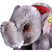 Steiff Tiny Baby Brother Elephant Spectacular Coloring Almost All ID