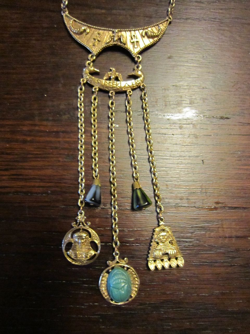 ART(C) Egyptian Revival Necklace