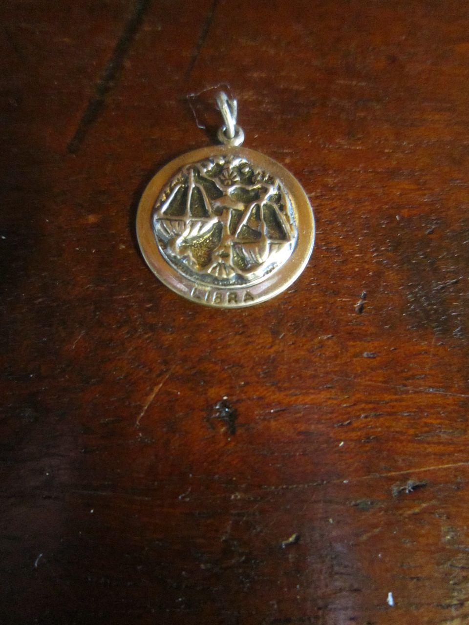 Danecraft Sterling Zodiac Charm - Libra