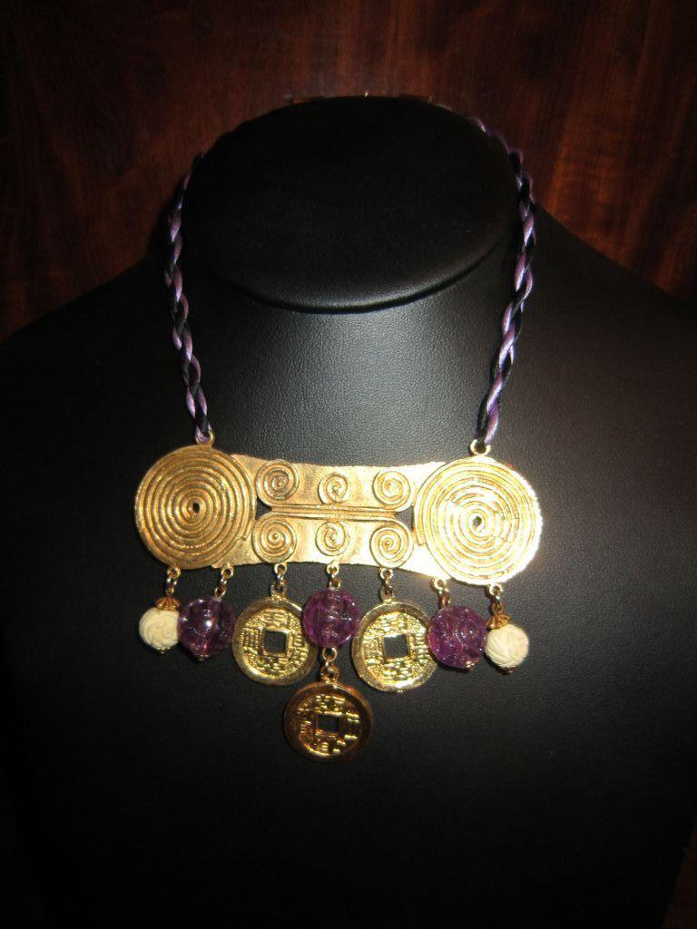 Cadoro Asian Style Necklace