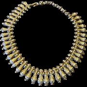 Trifari Egyptian Style Necklace