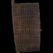Dogon, Mali Tribe, Grainery Wooden Door