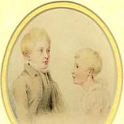 Portrait Miniature - Child