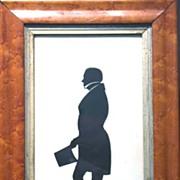Silhouette - Gentleman