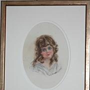 Portrait - Lady