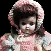 Vintage Ginger Doll